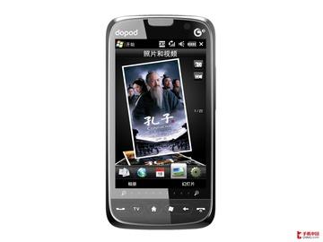 多普达T8388(麒麟)黑色