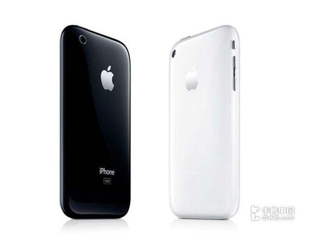 苹果iPhone3GS(联通版8GB)产品本身外观第7张