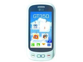 LG GT350购机送150元大礼包