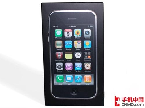 苹果iPhone3GS(联通版8GB)整体外观第6张
