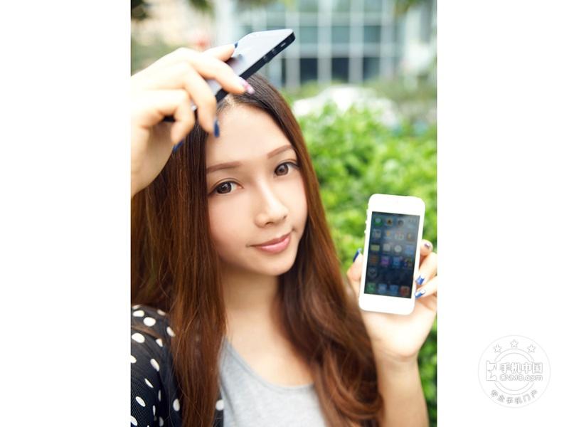 苹果iPhone5(16GB)时尚美图第8张