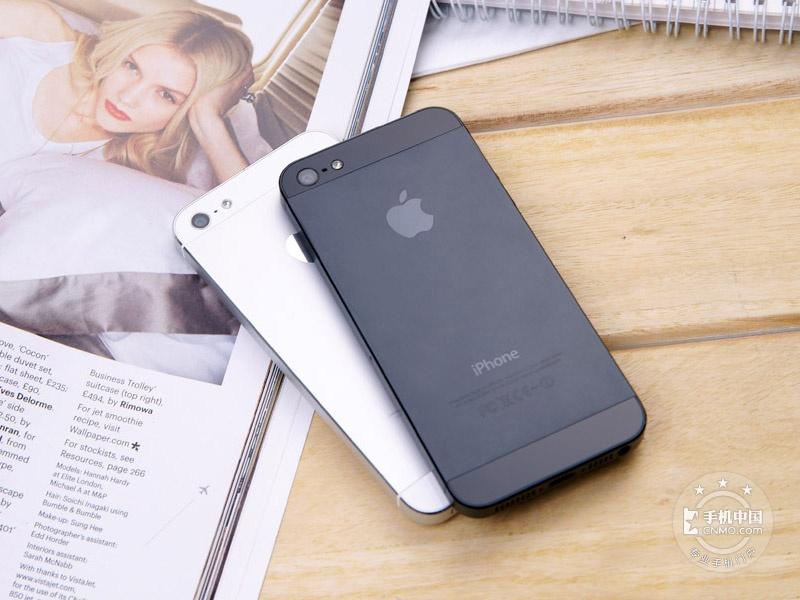 苹果iPhone5(联通版)产品对比第3张