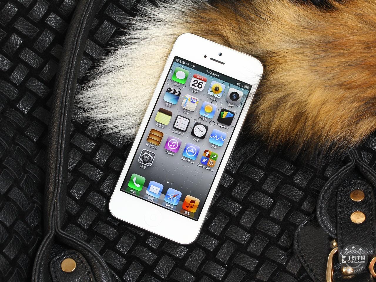苹果iPhone5(64GB)整体外观第8张