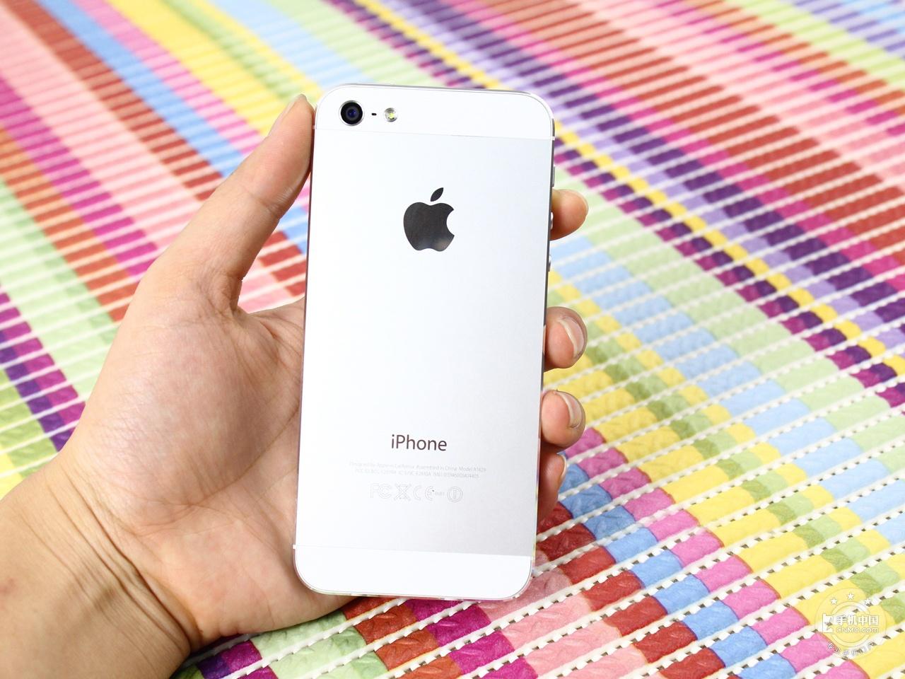 苹果iPhone5(16GB)整体外观第1张