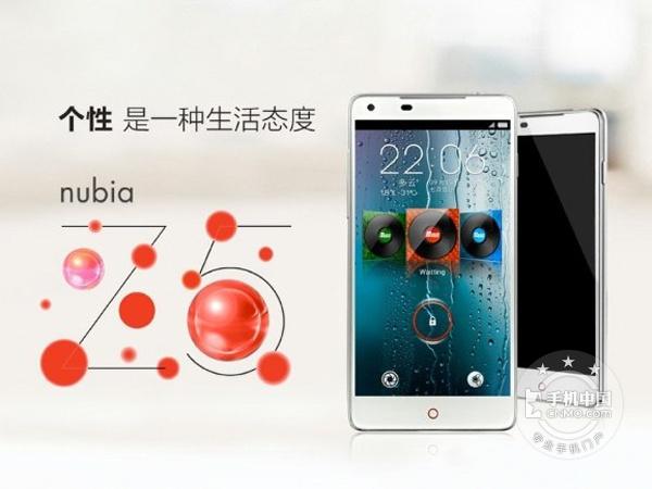 努比亚Z5(32GB)产品本身外观第4张