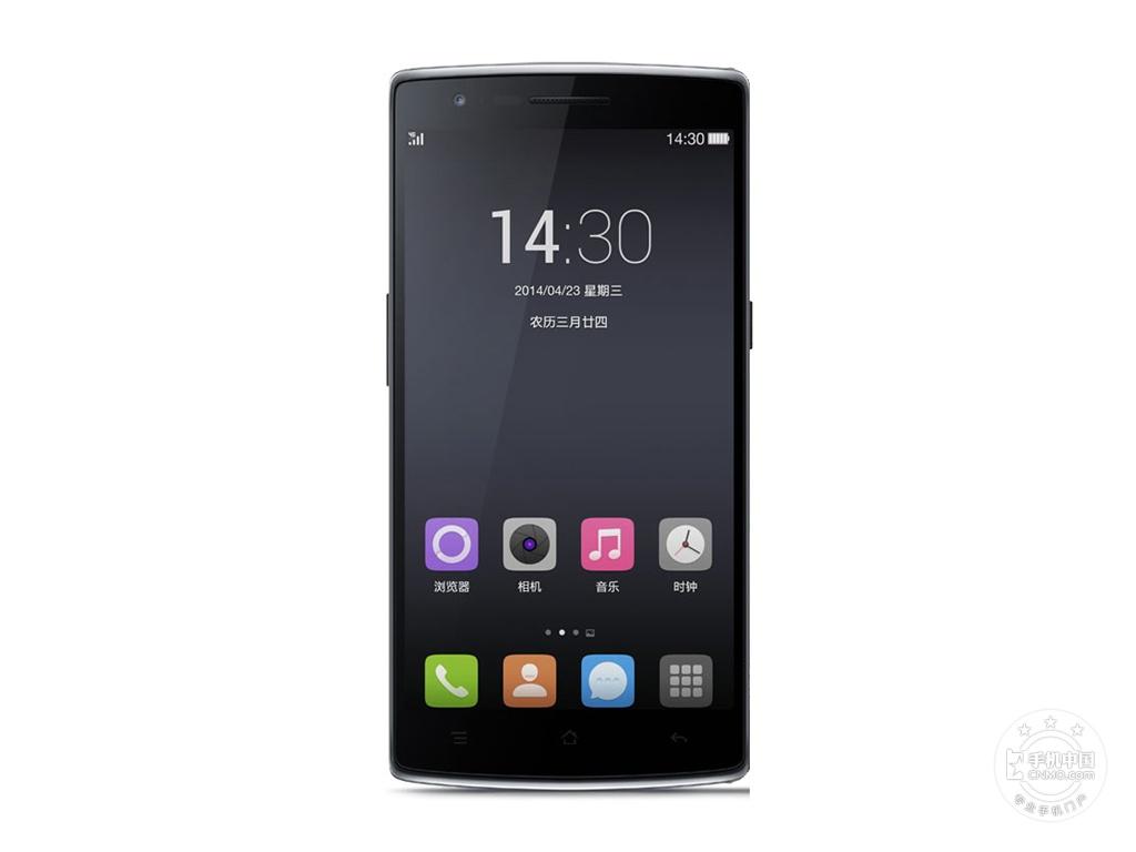 一加手机(64GB/移动版)产品本身外观第1张