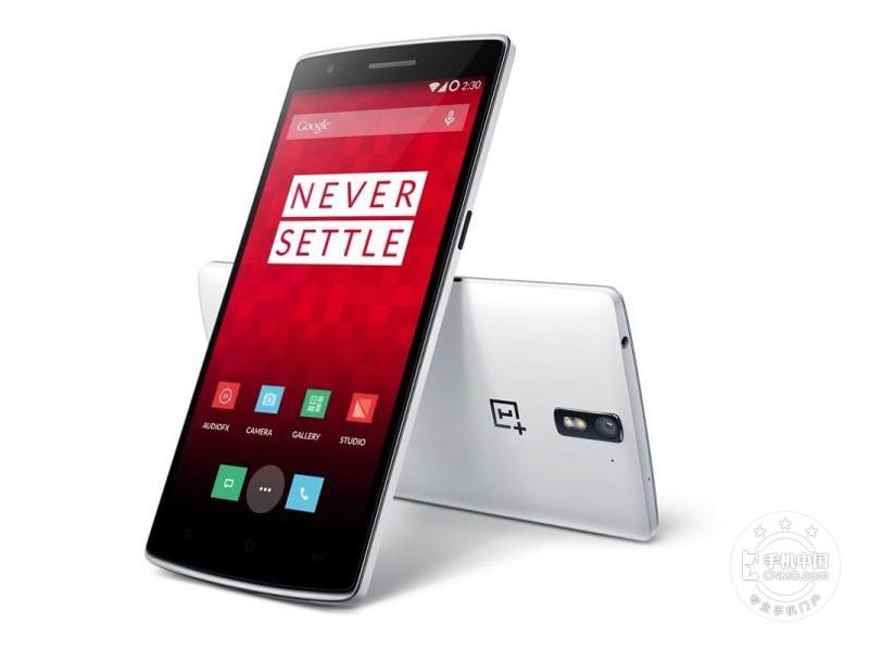 一加手机(64GB/移动版)产品本身外观第2张