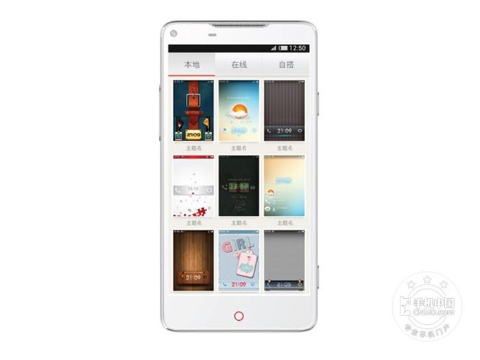 努比亚Z5Sn(32GB)产品本身外观第8张
