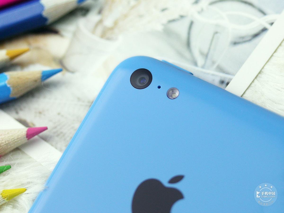 苹果iPhone5c(8GB)机身细节第4张