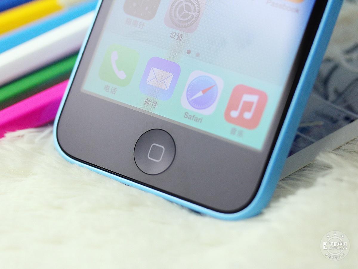 苹果iPhone5c(8GB)机身细节第1张