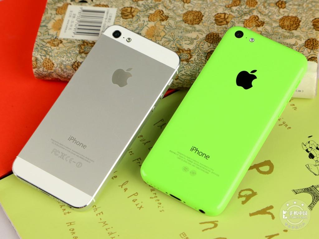苹果iPhone5(16GB)产品对比第3张