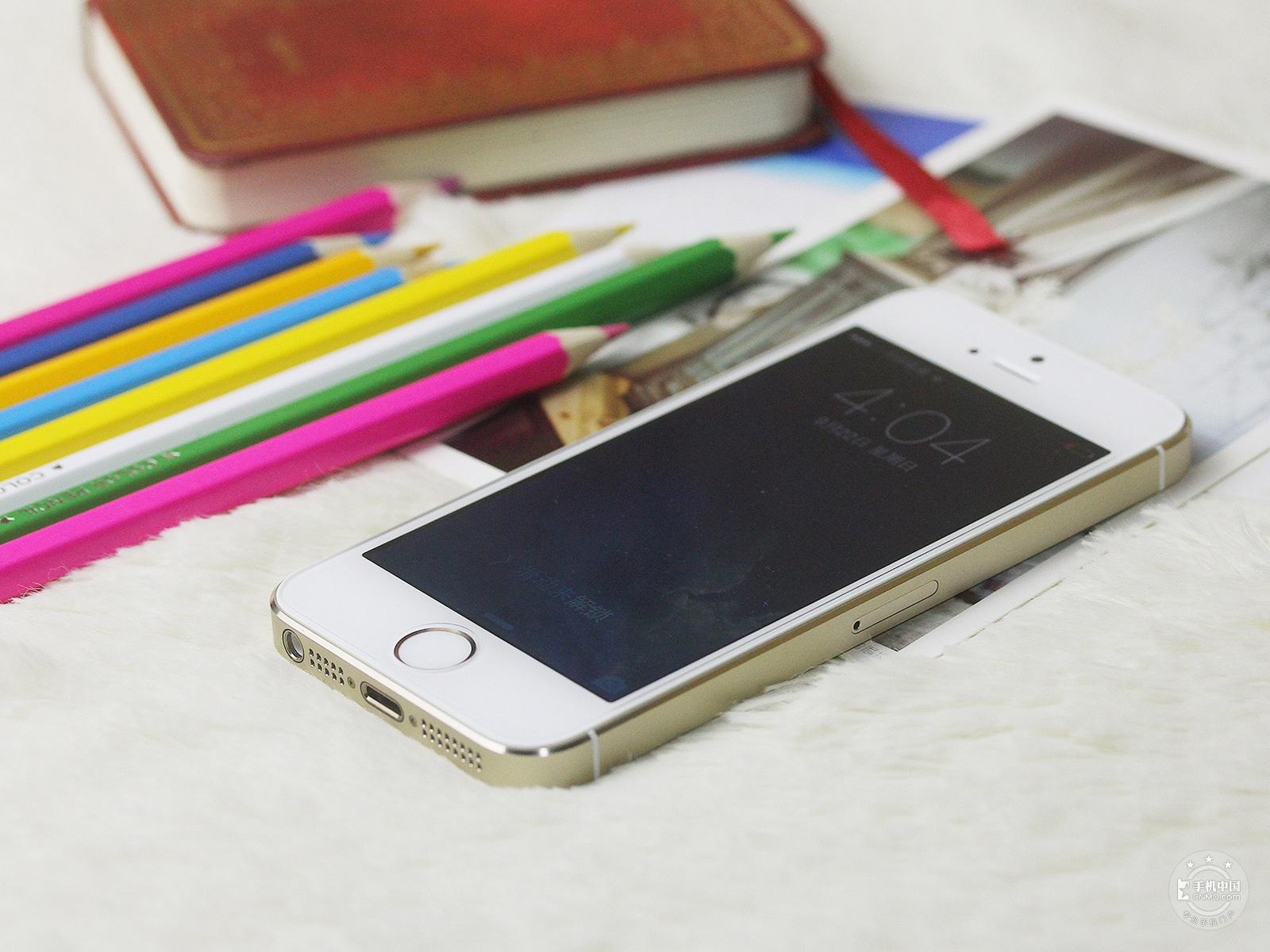 苹果iPhone5s(16GB)整体外观第5张
