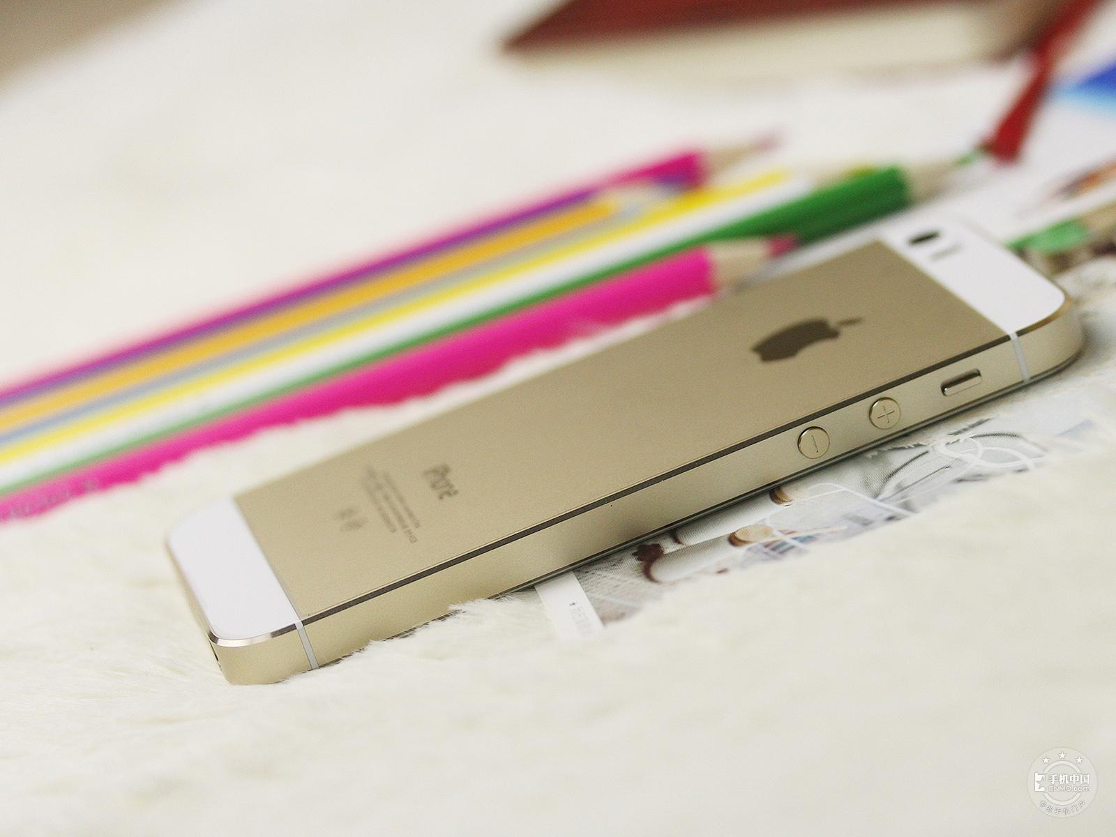 苹果iPhone5s(电信版)整体外观第6张