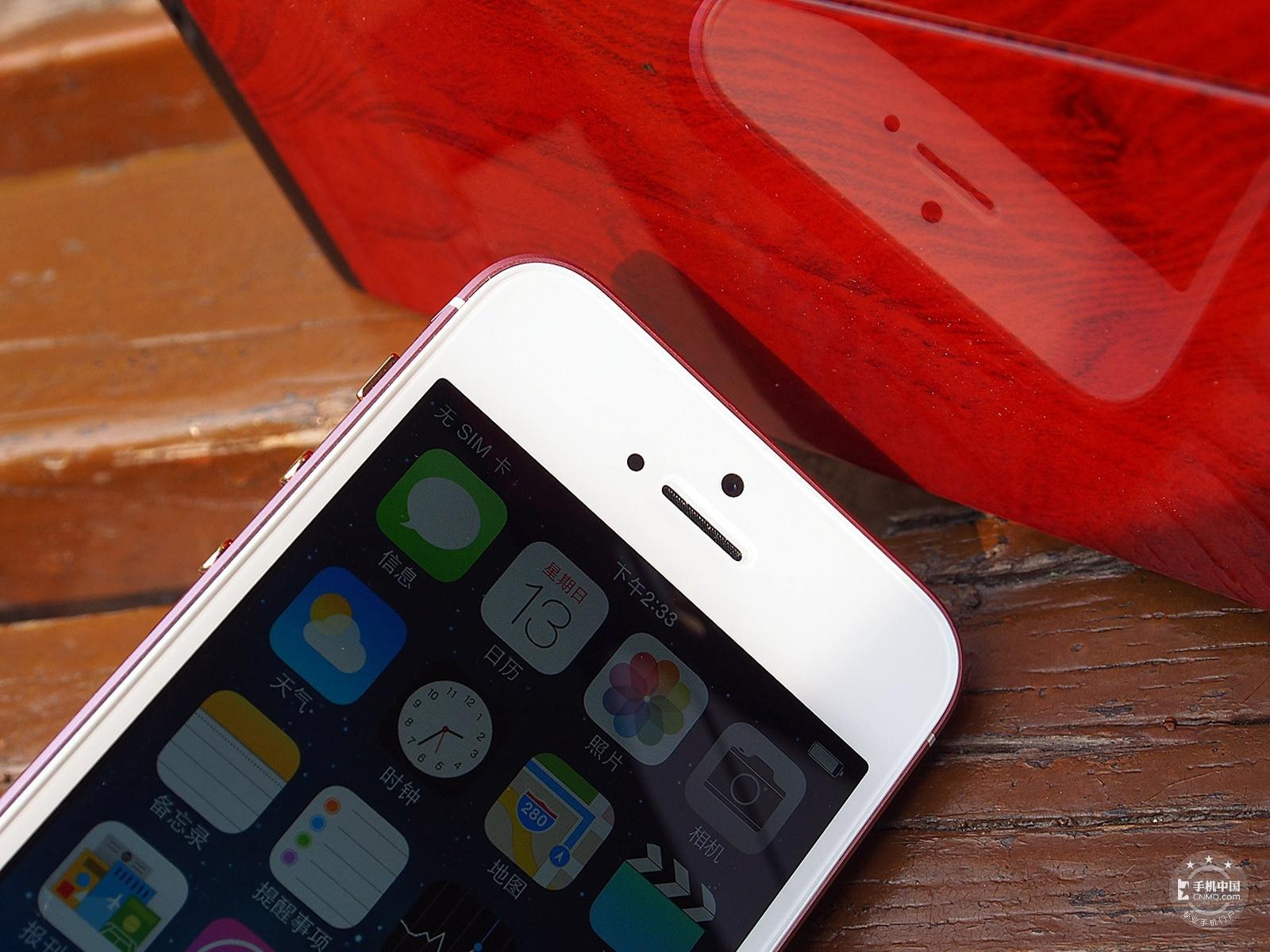 苹果iPhone5s(32GB)机身细节第4张