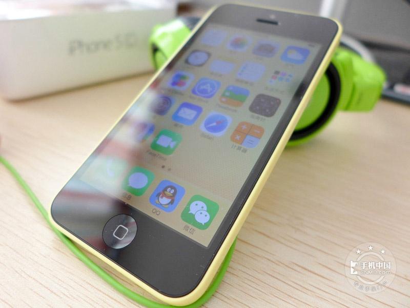 苹果iPhone5c(16GB)整体外观第3张
