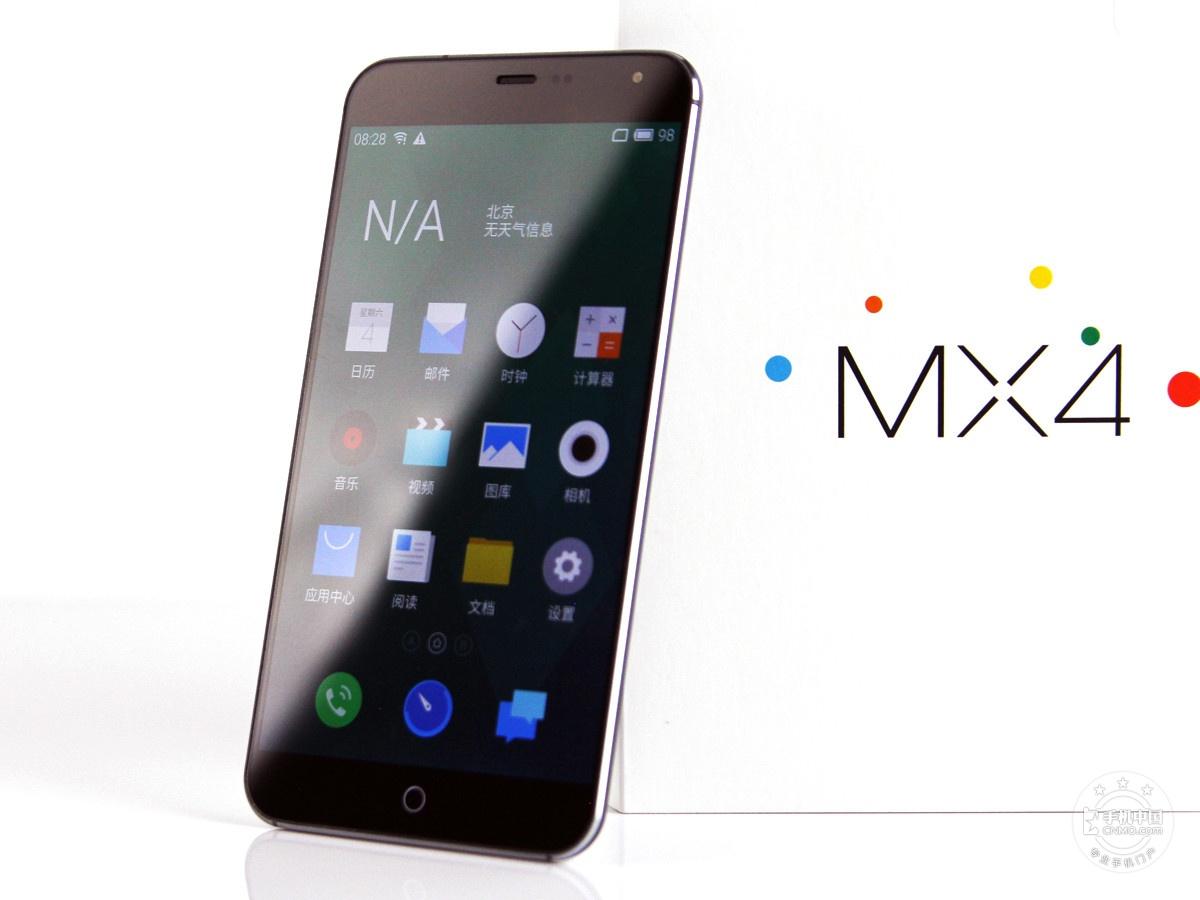 魅族MX4(联通4G/32GB)整体外观第7张