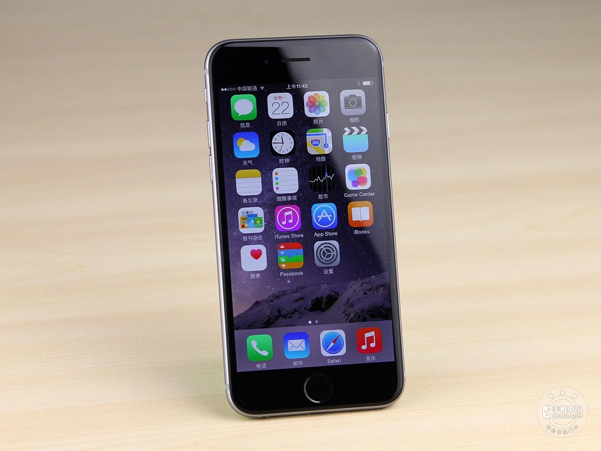 苹果iPhone6(16GB)整体外观第2张