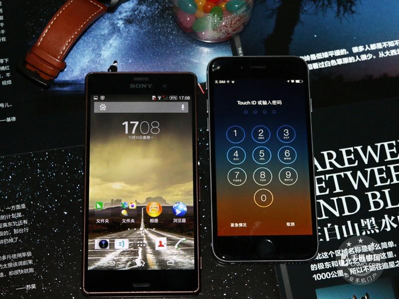 苹果iPhone6(128GB)产品对比第8张