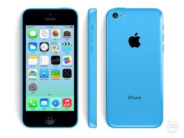 苹果iPhone 5c(联通版8GB) 蓝色
