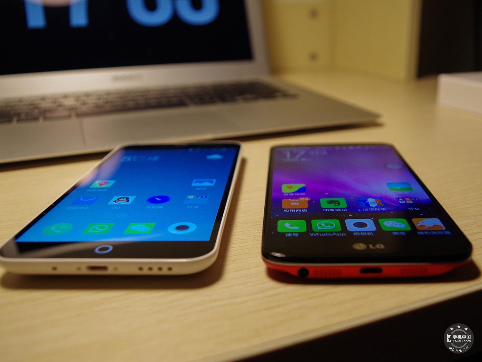 魅蓝note(移动4G/16GB)产品对比第3张