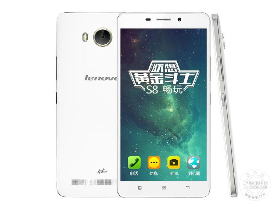 联想黄金斗士S8畅玩版(移动4G/8GB)产品本身外观第5张