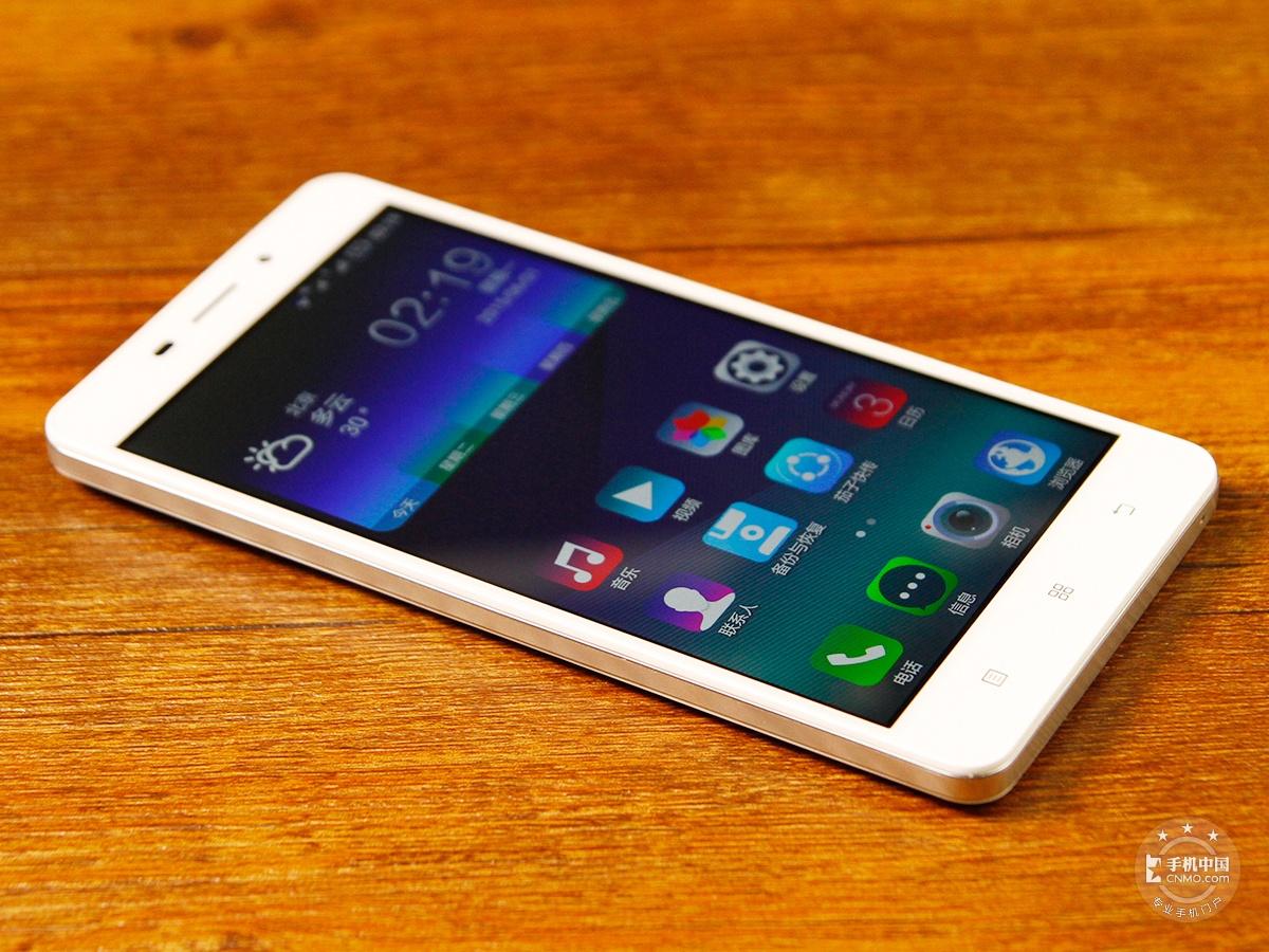 联想黄金斗士S8畅玩版(移动4G/16GB)整体外观第6张
