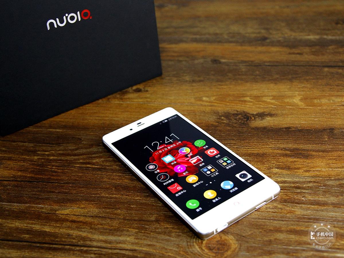 努比亚Z9Max(全网通)整体外观第7张