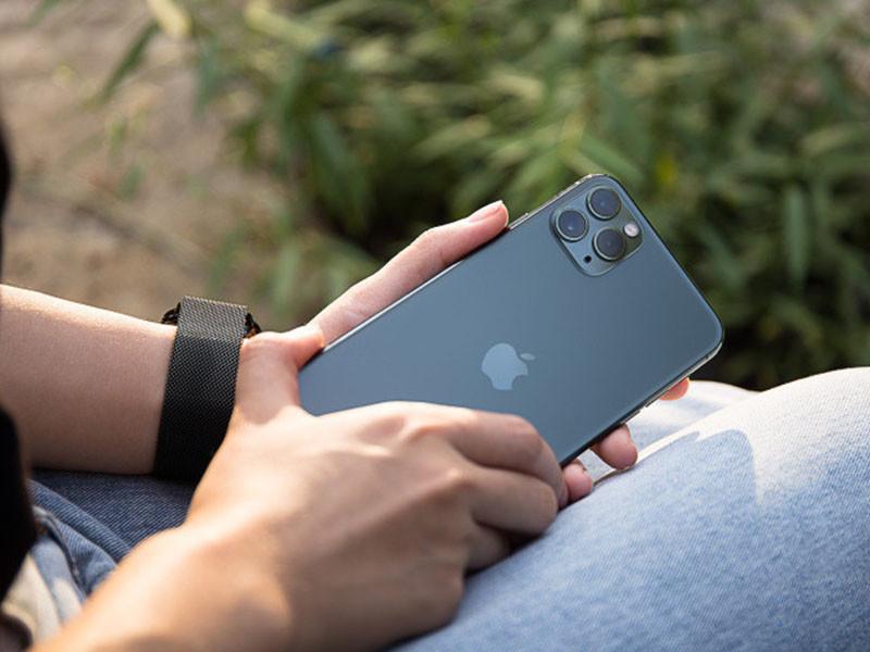 苹果iPhone11ProMax(64GB)机身细节第3张