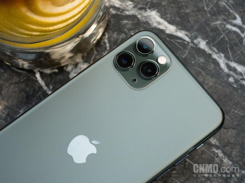 苹果iPhone11ProMax(256GB)机身细节第3张