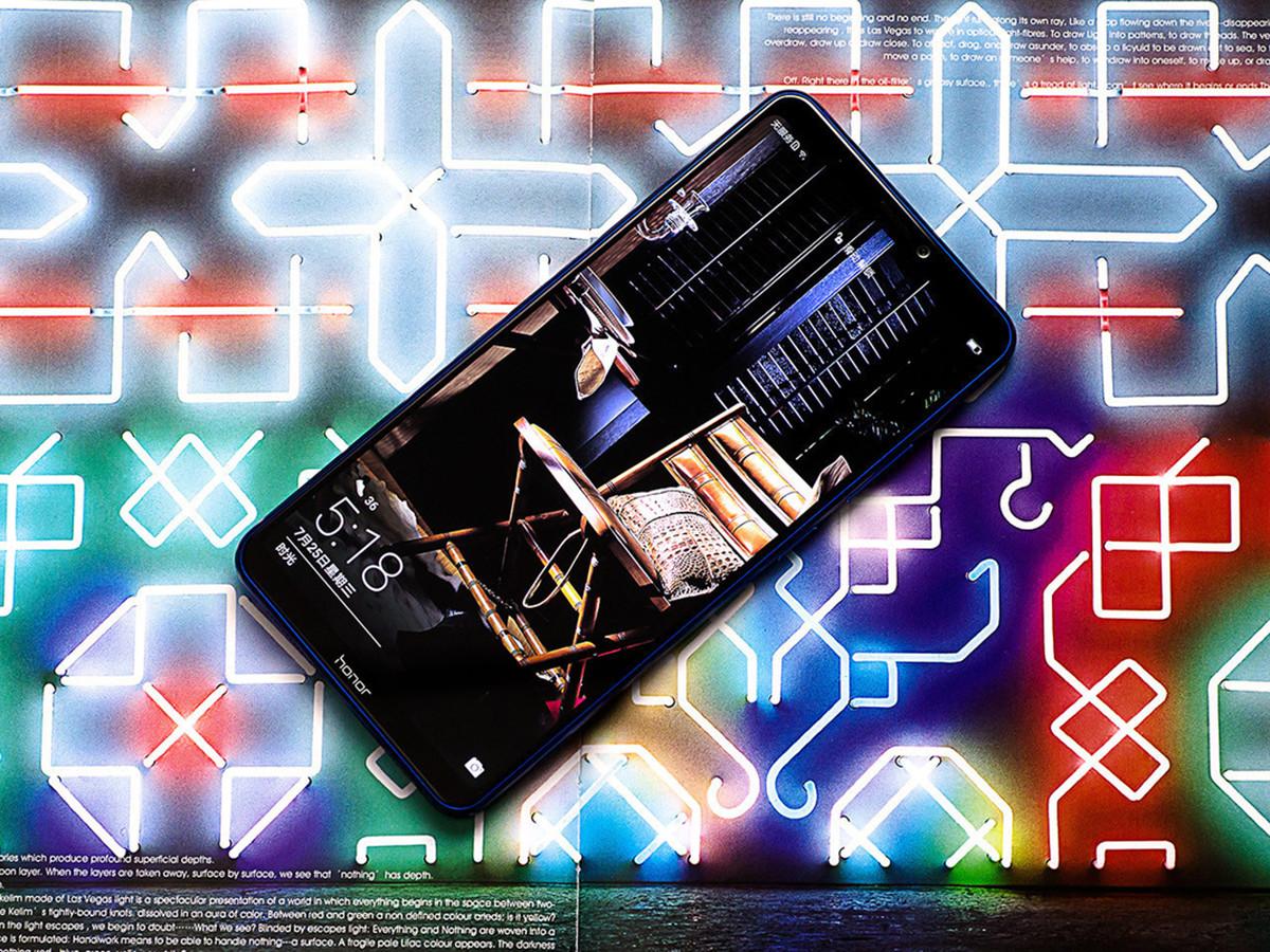荣耀Note10(8+128GB)整体外观第2张