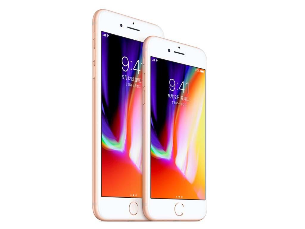 苹果iPhone8Plus(256GB)产品本身外观第5张