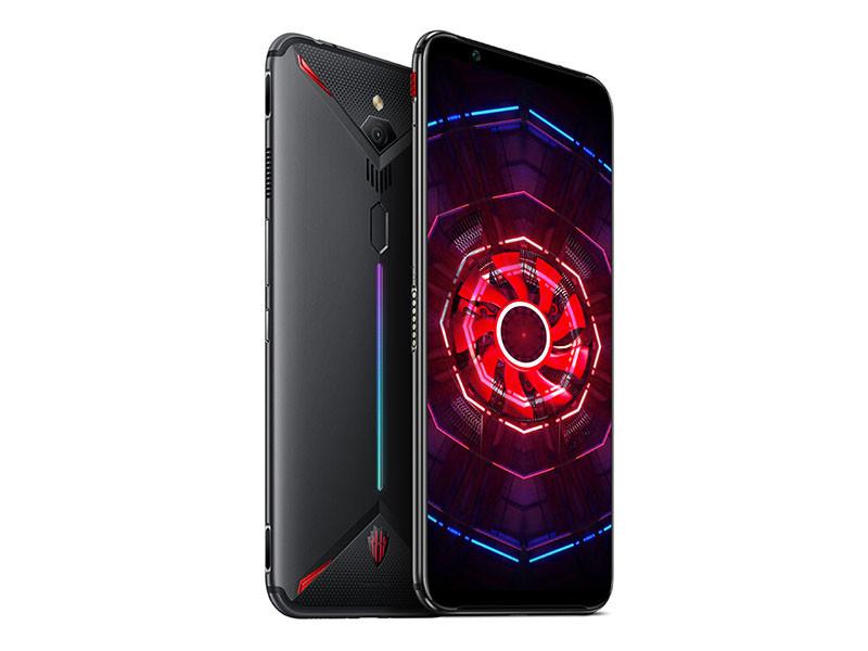 努比亚红魔3电竞手机(8+128GB)产品本身外观第4张
