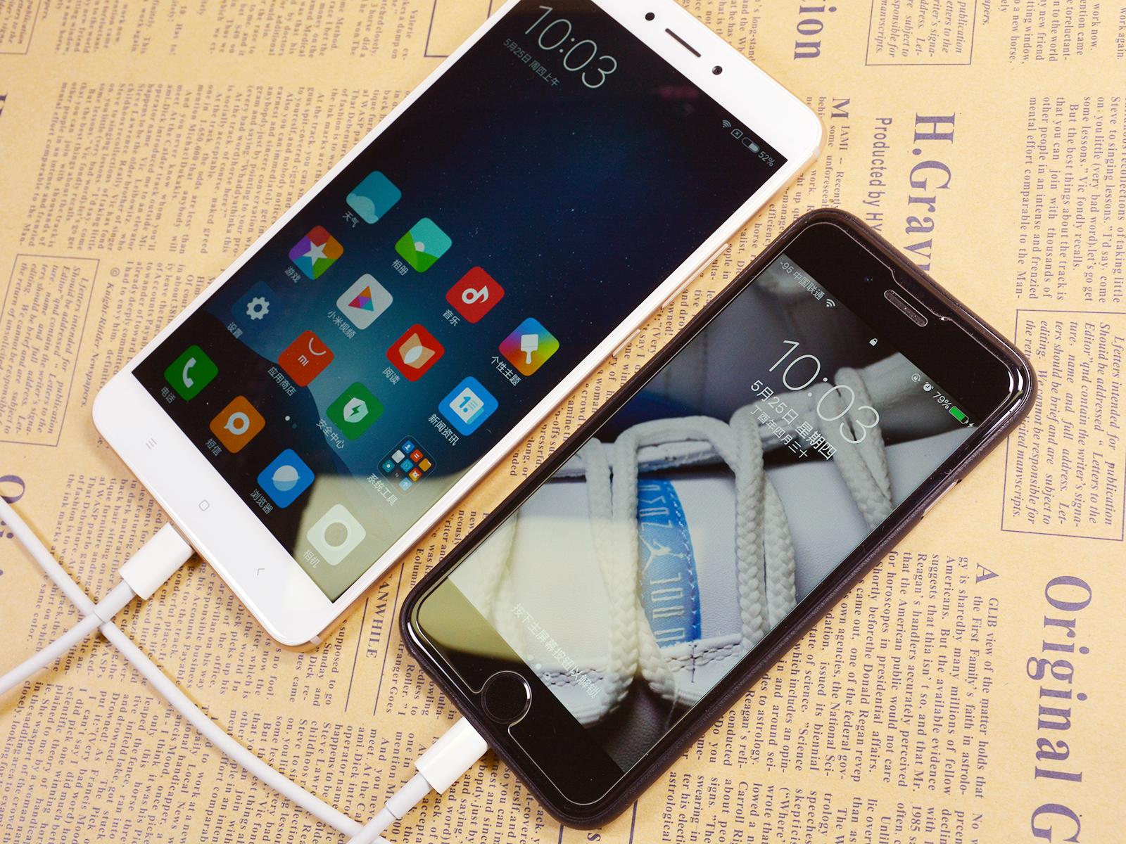 小米Max2(64GB)产品对比第2张