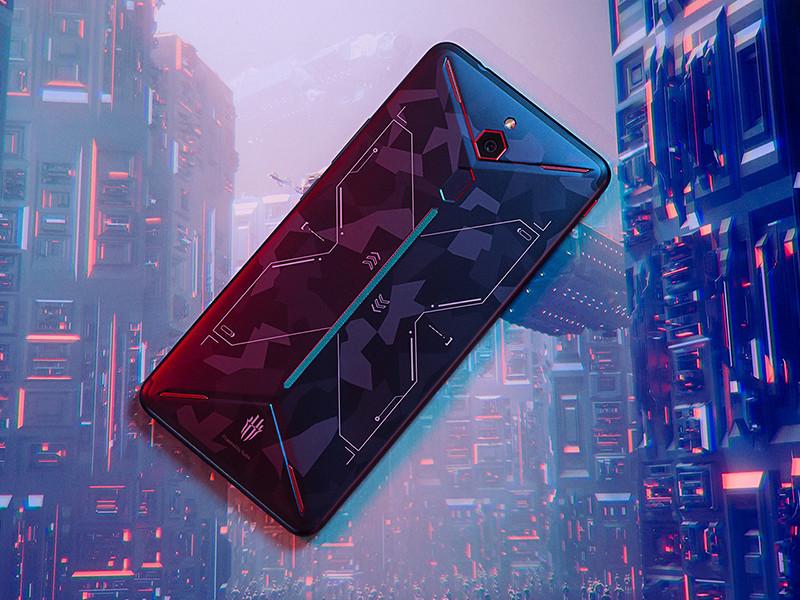 努比亚红魔Mars电竞手机(256GB)整体外观第7张