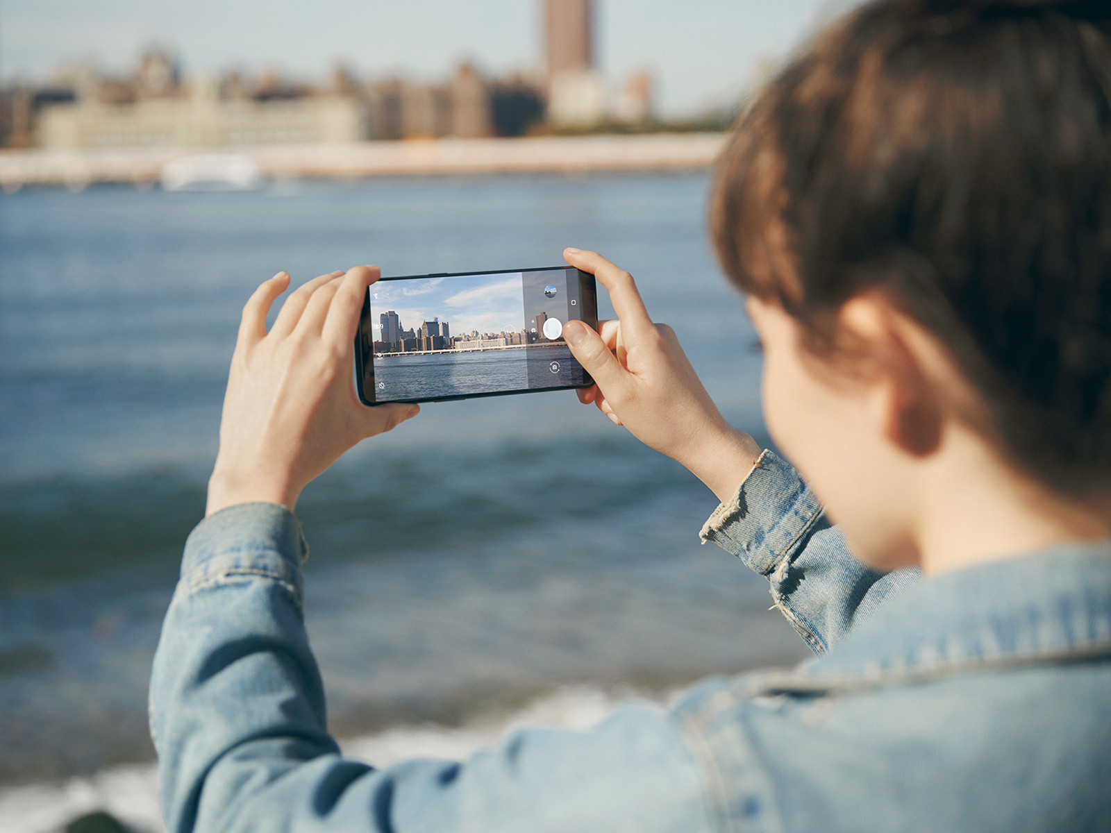 一加手机5T(128GB)时尚美图第4张