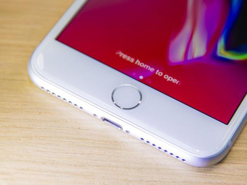 苹果iPhone8Plus(256GB)机身细节第7张