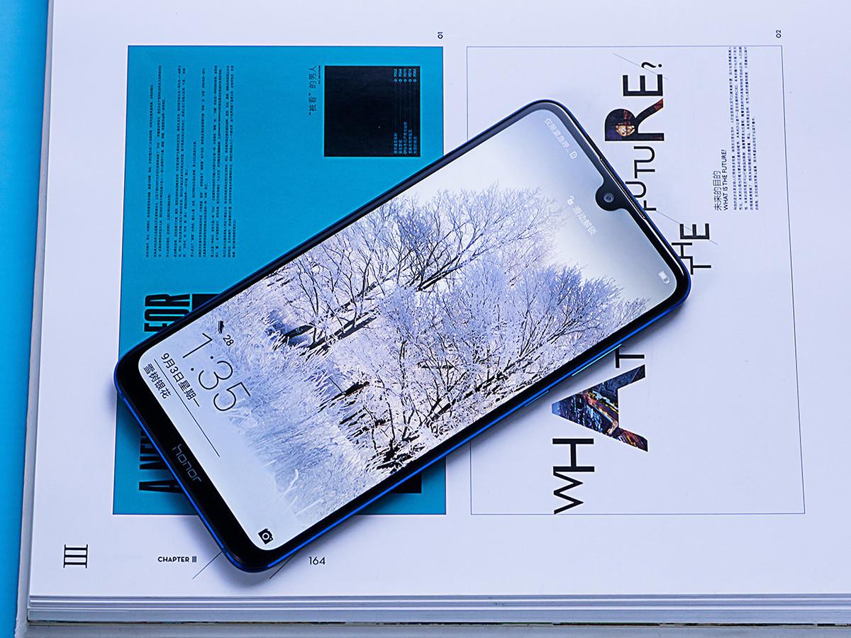 荣耀8XMax(4+128GB)整体外观第2张