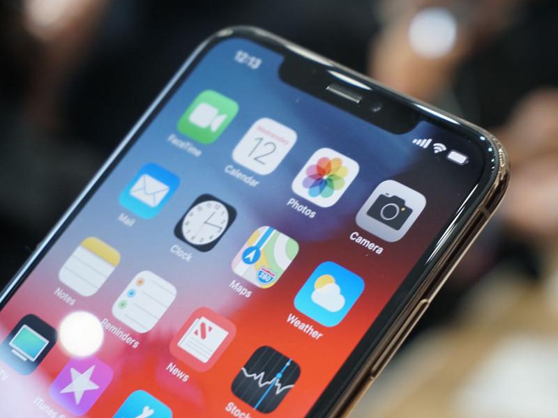 苹果iPhoneXS(256GB)机身细节第4张