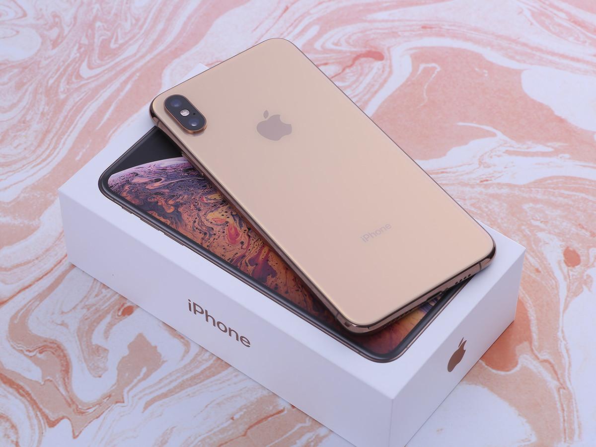 苹果iPhoneXSMax(256GB)整体外观第6张
