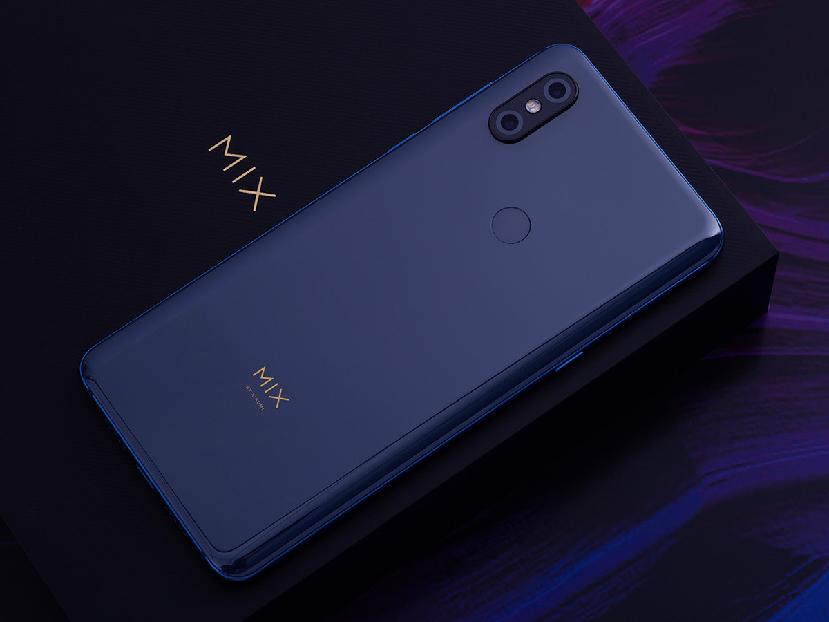 小米MIX3(6+128GB)整体外观第6张
