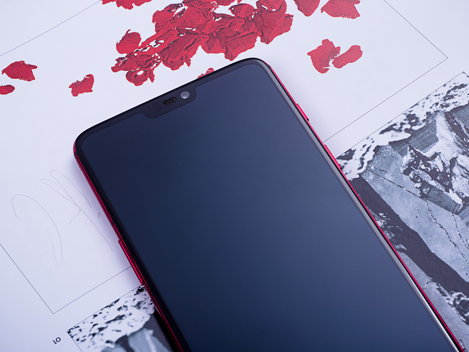 一加手机6(128GB)机身细节第2张