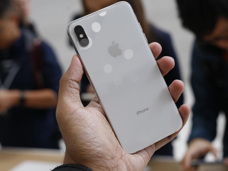 苹果iPhoneXS(256GB)整体外观第6张