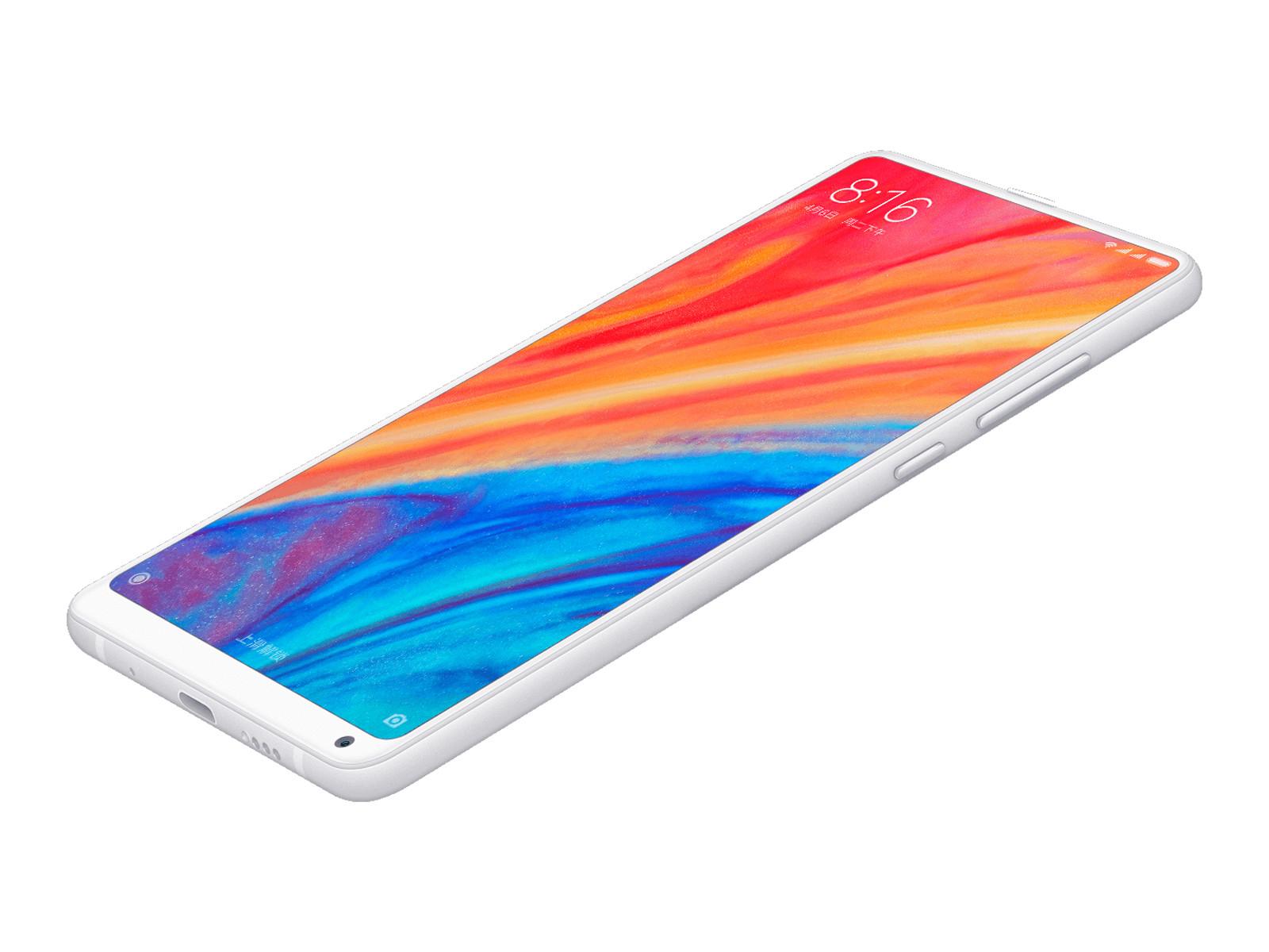 小米MIX2S(64GB)产品本身外观第7张