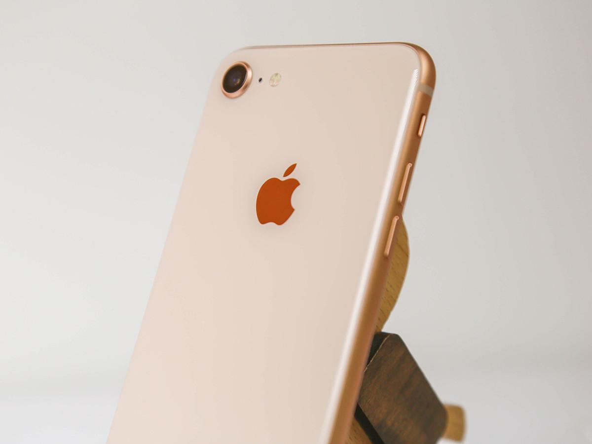 苹果iPhone8(256GB)机身细节第2张