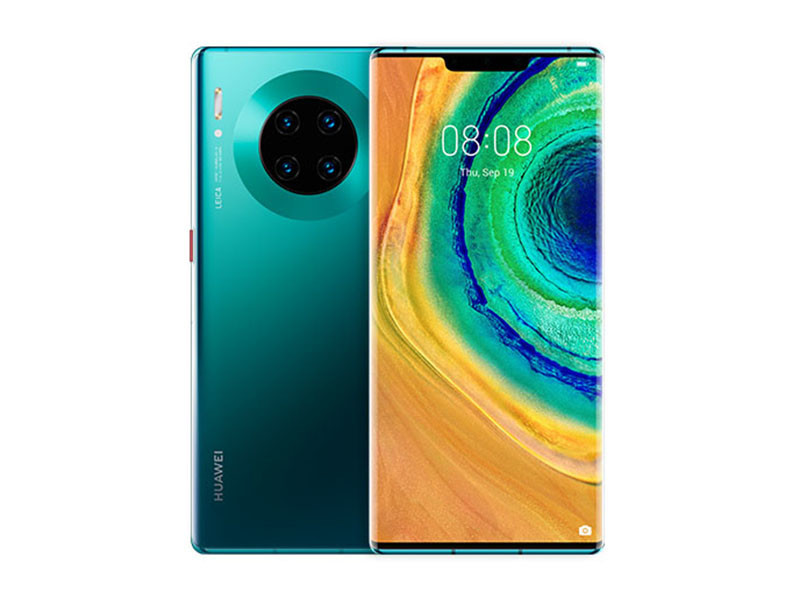 华为Mate30Pro5G(8+512GB)产品本身外观第2张
