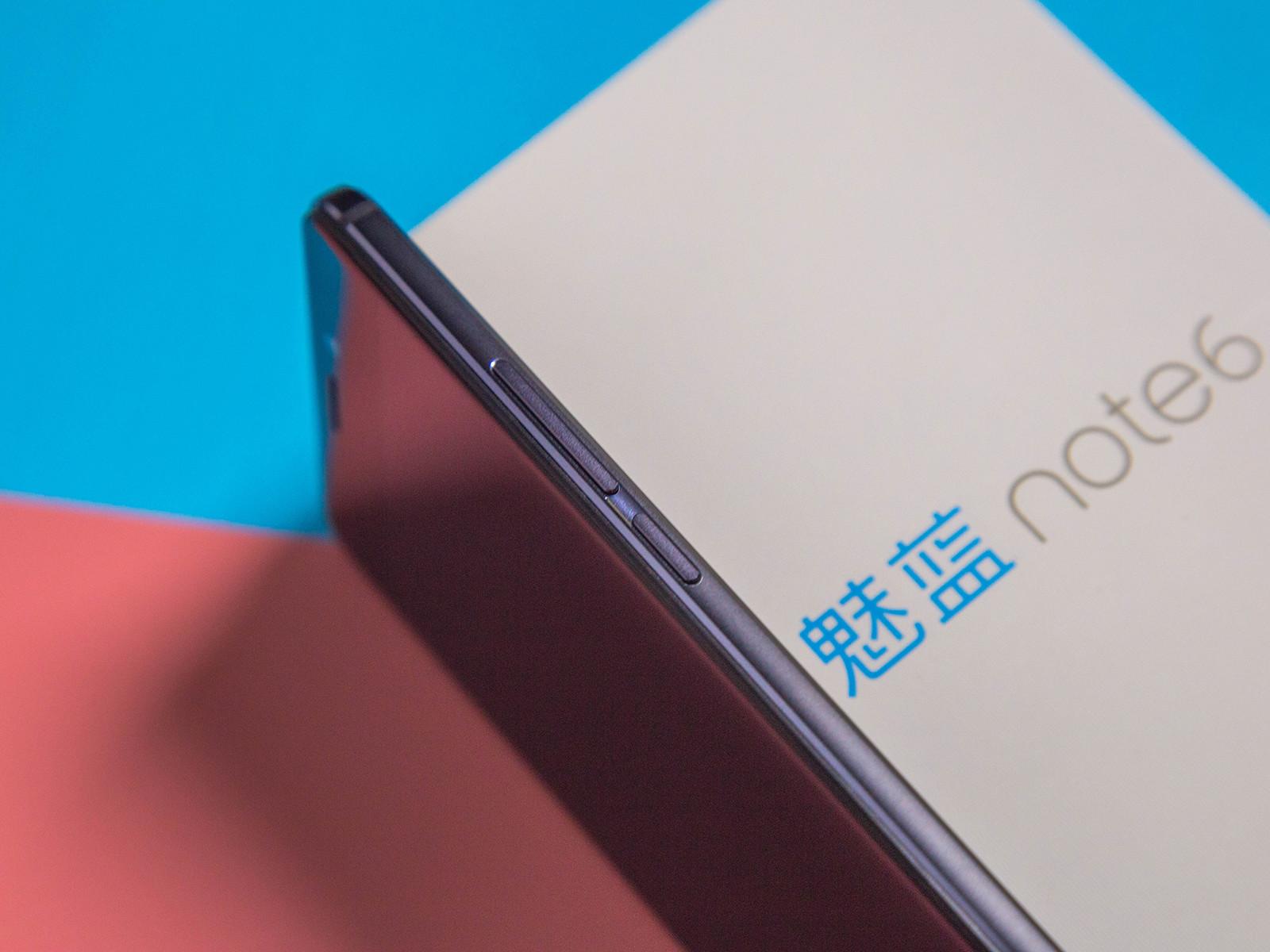 魅蓝Note6(32GB/4GBRAM)机身细节第5张