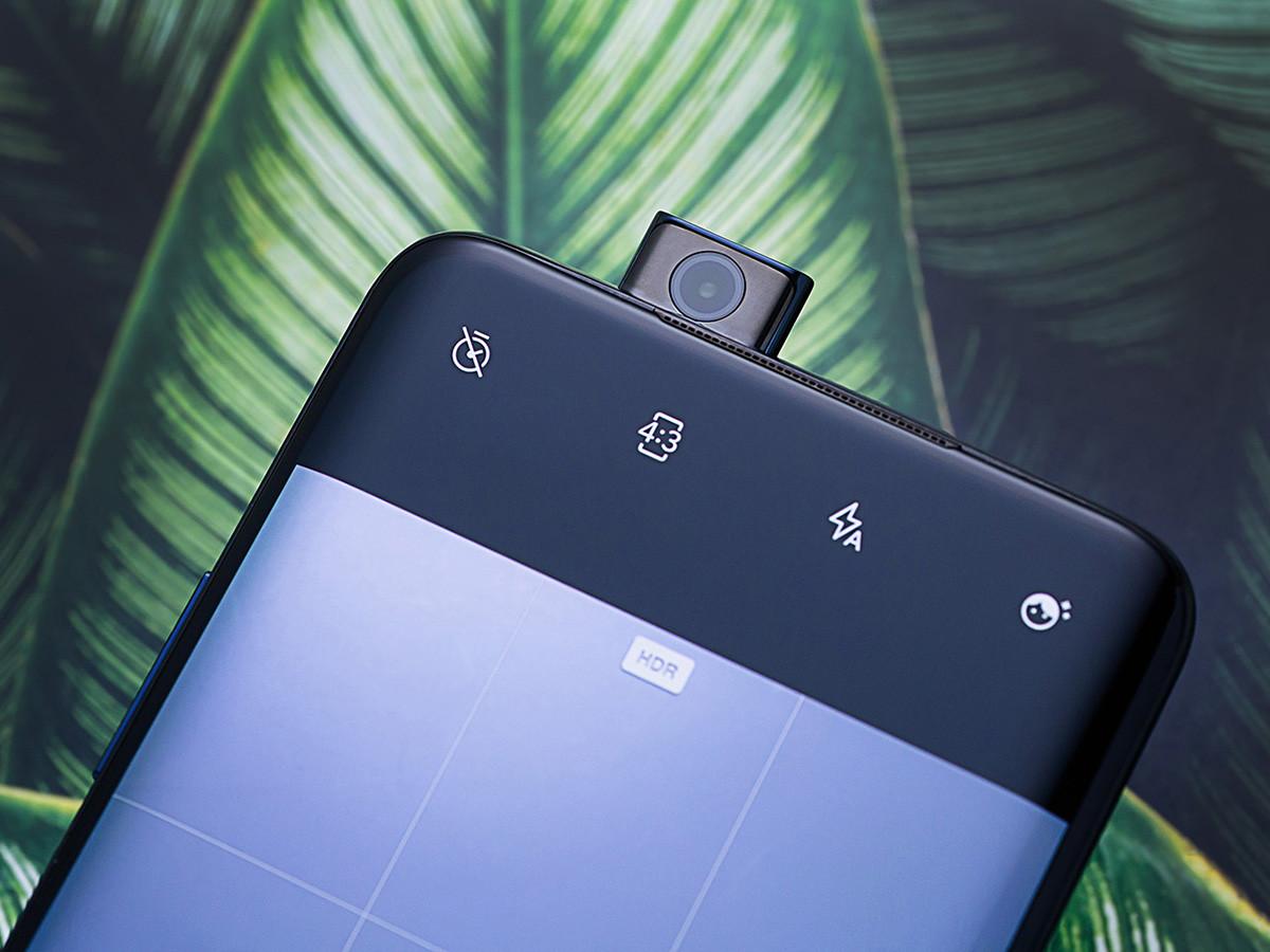一加手机7Pro(8+256GB)机身细节第5张