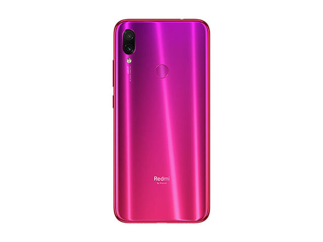 红米Note7(6+64GB)产品本身外观第8张