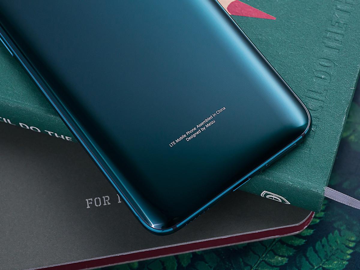 魅族16sPro(8+128GB)机身细节第5张