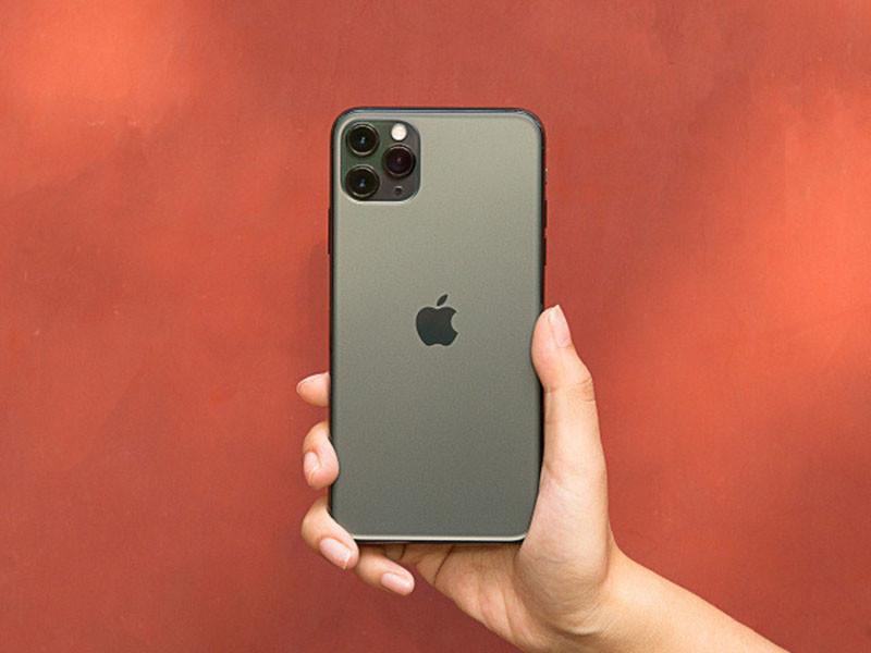 苹果iPhone11ProMax(64GB)整体外观第3张
